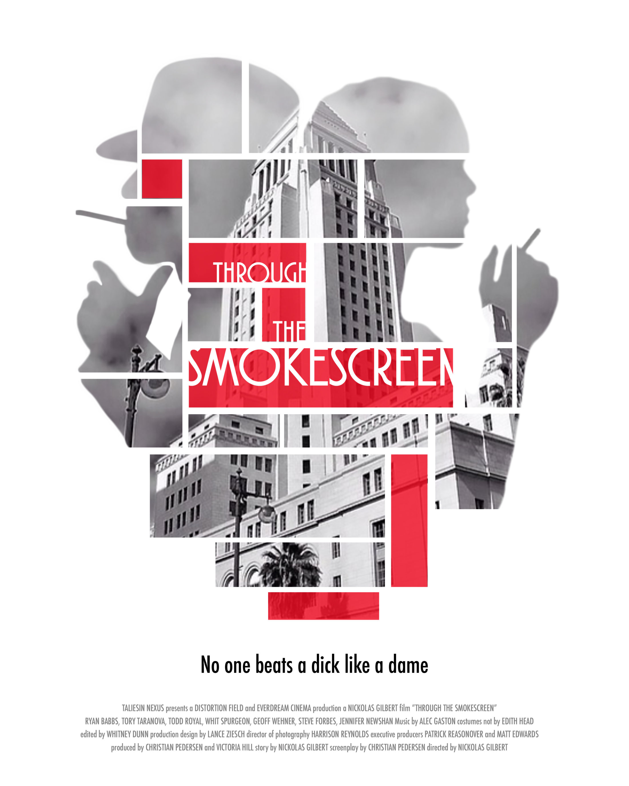Through The Smokescreen